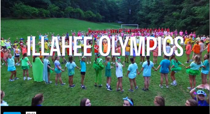Illahee Olympics Vimeo Thumbnail